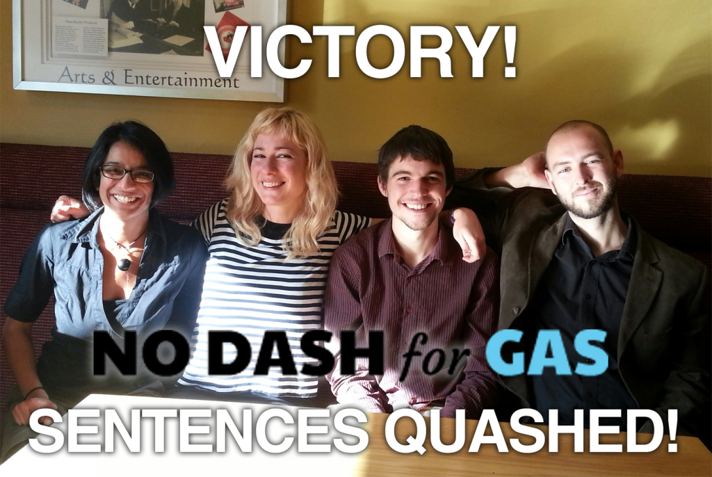 Victory No Dash Sentences Quashed 2