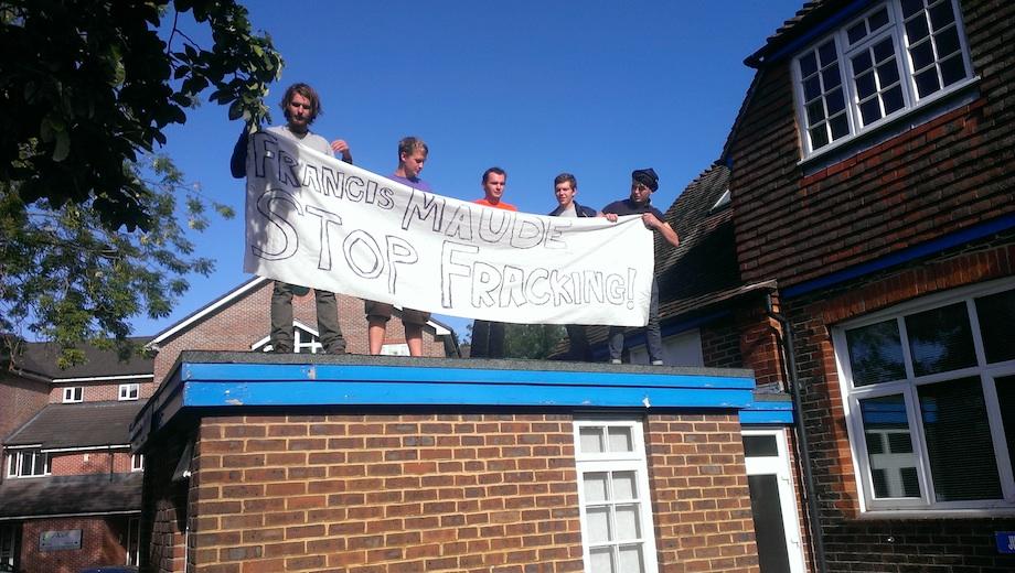 What REALLY happened in Balcombe last week