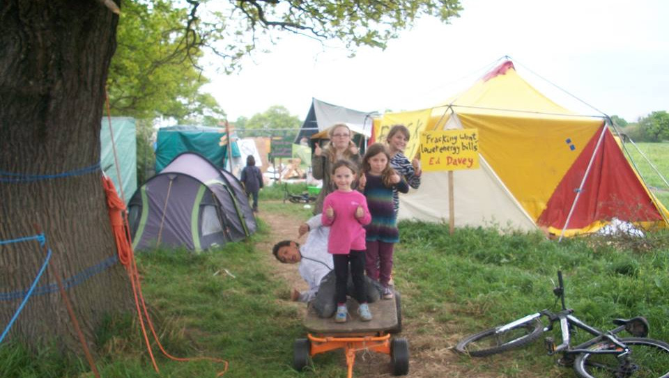 Upton Community Protection Camp