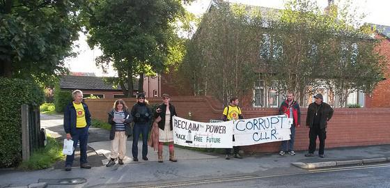 Corrupt Councillor visit 2