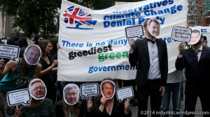 05 climate march at tory hq