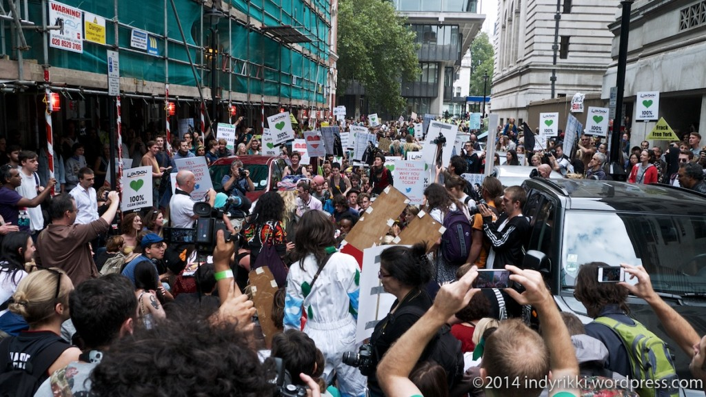 06 climate march at tory hq