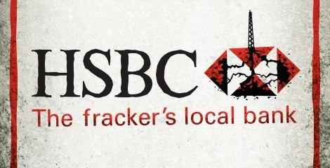 frack off hsbc