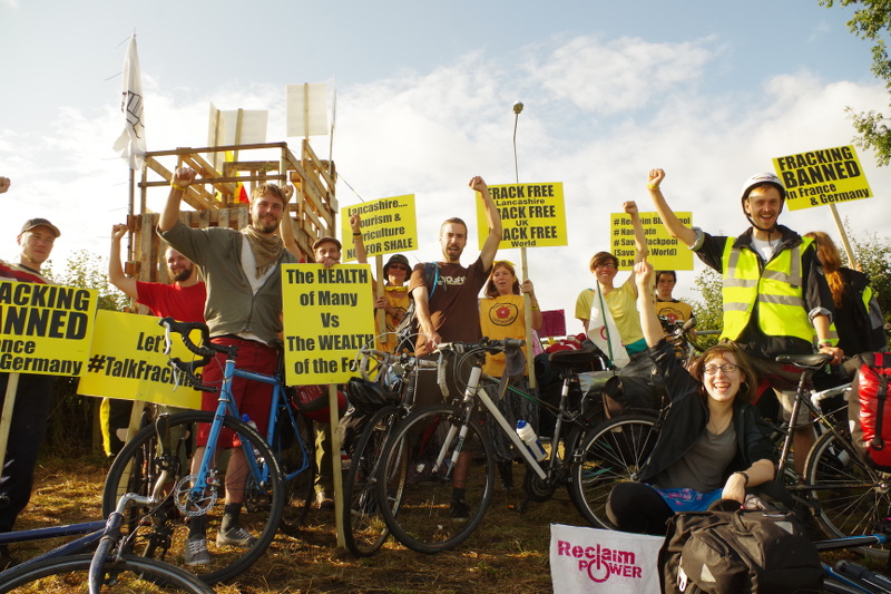 Tour de Frack at Nanagate