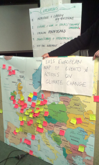 European climate actions 2015