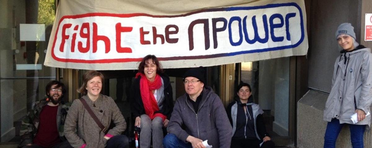 RWE-Leeds-blockade-banner