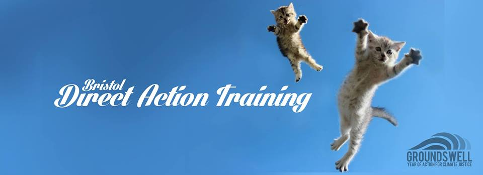 Bristol Direct Action training