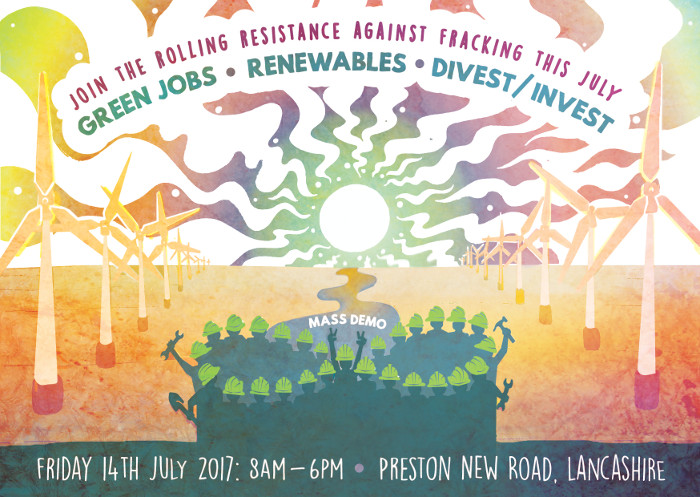 Image result for See more details, including a daily schedule, on Reclaim the Power's website.