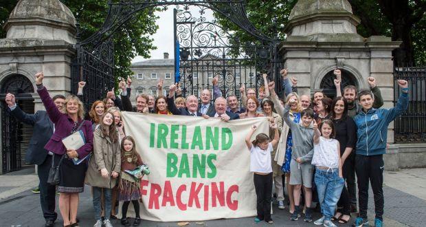 Ireland Bans Fracking