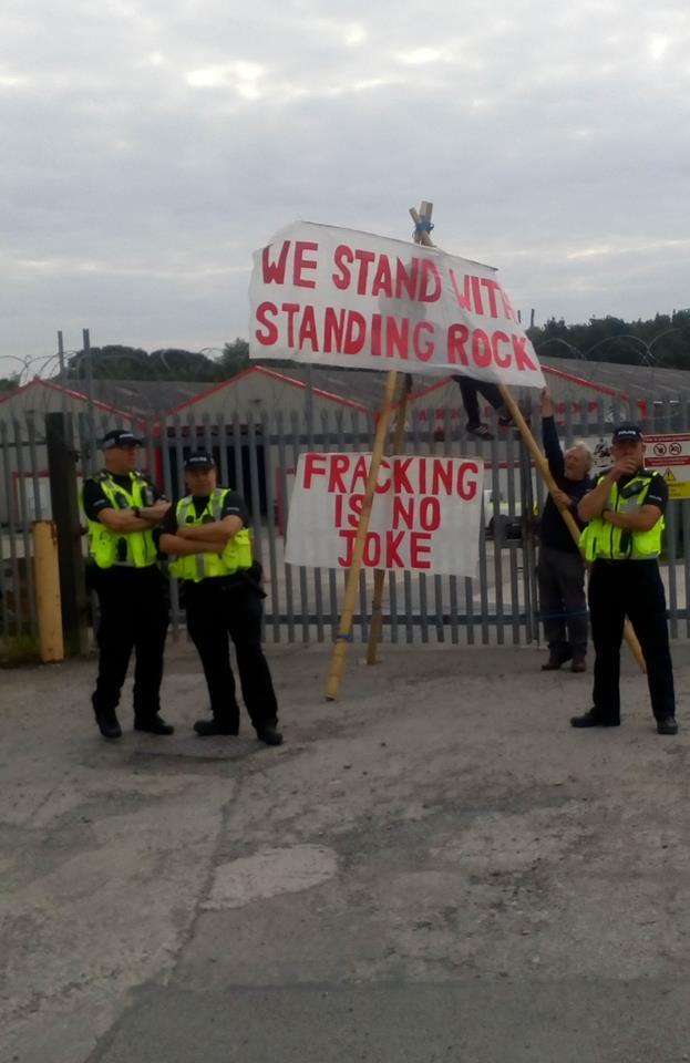 PR marriot standing rock